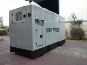 Генераторная установка дизельного двигателя
