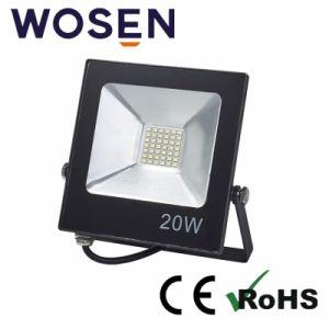プラント20Wのための公認LEDの洪水ライト2年の保証のセリウム