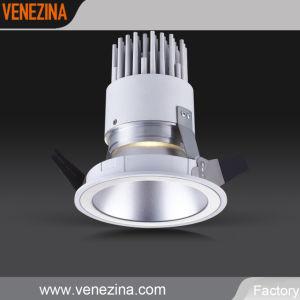 COB LED con una alta eficiencia de lavado de la pared de luz empotrables de abajo-R6092