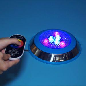 MiniSwimmingpool-Licht der größen-9W LED Oberfläche eingehangenes