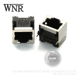PCB Wnre Sheiled Jack conector RJ45