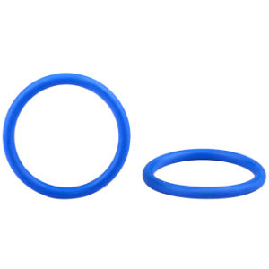 Haute qualité Le joint torique en caoutchouc bleu