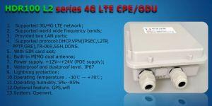 L'appui, American Europe-Asie, Ocean 4G Routeur de plein air avec carte SIM et étanche IP67