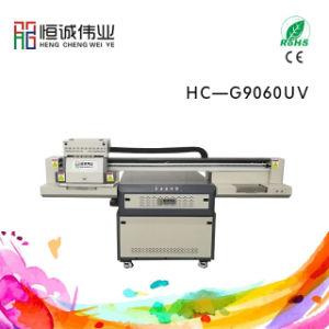 Impresora de cuero de la máquina impresora Faltbed UV LED