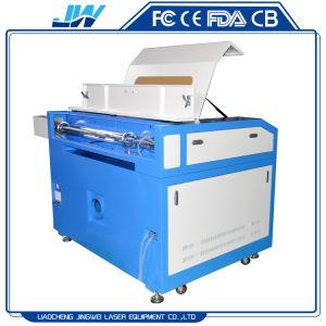 가죽 피복 인공 가죽을%s 600mm*900mm 이산화탄소 Laser 조각 기계와 Laser 절단기