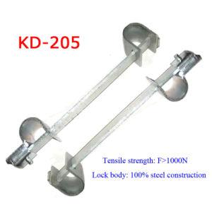 Serratura di portello resistente del contenitore di prezzi di fabbrica, guarnizione della barriera (KD-205)