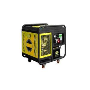 Generatore sano raffreddato ad aria del diesel della prova da 12 KVA