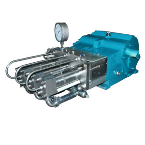 Jacto de água de alta pressão da bomba de pistão (PP-140)