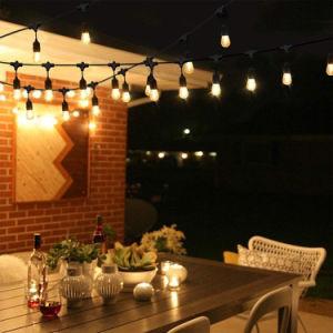 防水屋外のクリスマス・パーティの結婚式の装飾LEDの花飾りライト