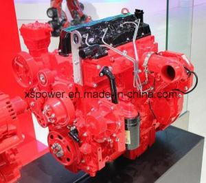 De Motor Isf3.8s5168 van de Tentoonstelling van Cummins voor de Demonstratie van de Motor