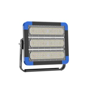 Plaza High-Efficient inundación Slimline LED 150W luz mástil alto