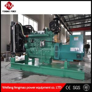 GENERATOR-Set der Shangchai Marken-400 leises automatisches Dieselkilowatt-/500kVA hergestellt in China
