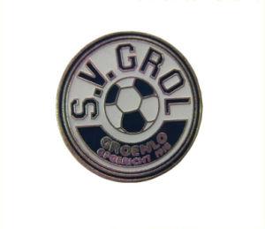 Pin caldo del distintivo del tasto di organizzazione del metallo di vendita per il ricordo (YB-p-006)