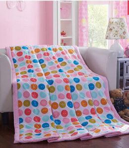 Comforter 100% colorido do algodão da venda por atacado