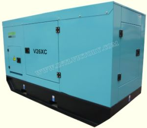 80kVA Soncap Approved Standby Generator with Perkins Engine