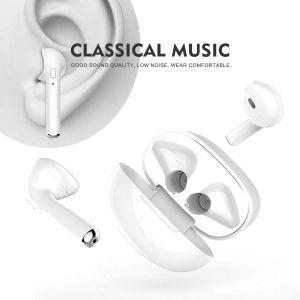二重無線Bluetooth Earbudのヘッドセットの耳のイヤホーン