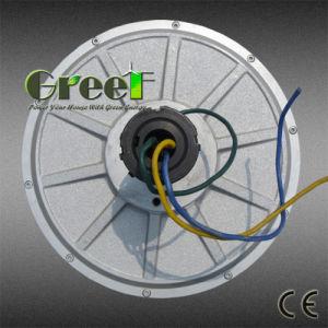 縦の軸線の風車のための3kw 100rpm Corelessディスク交流発電機