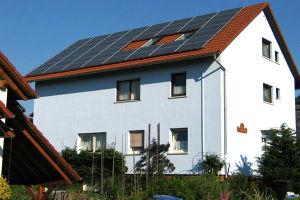 170W Mono Solar Panel (GP170MA)
