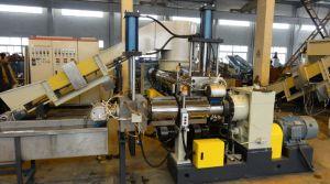 PE PP bouletage machine à système de ligne/granulation