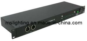 8CH 4 Entradas e 8 saídas DMX512 / Splitter DMX512 (512D-L8A)