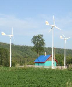 De hoogte controleerde het AutoSysteem van de Turbogenerator van de Wind van de Rem