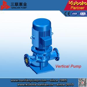 熱湯(ASP2091)の縦のパイプラインポンプ