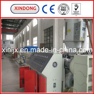 HDPEのガス管の生産ライン