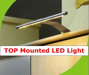 LED DE 12V de la parte superior de la luz de gabinete