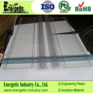 Profil d'extrusion plastique acrylique, pièces en acrylique