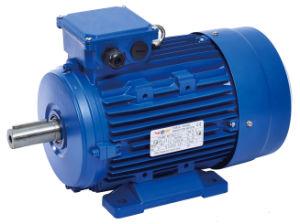 セリウム3/4HP-7.5HPの単一フェーズAC電気モーター(鋳鉄ハウジング)