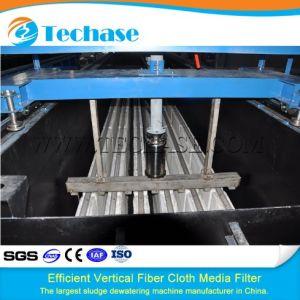 Het Afval van Municiple Kringloop via de Filter van de Doek Fibler