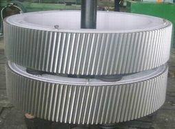 던지기 기어 광업 기계 부속품