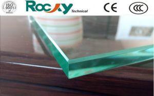 vetro Tempered laminato temperato isolato 8mm/10mm/12mm della stanza da bagno per la parete divisoria della balaustra del portello della rete fissa di inferriata