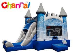 Castillo Inflatale combinado Bb236 del hielo de Lite