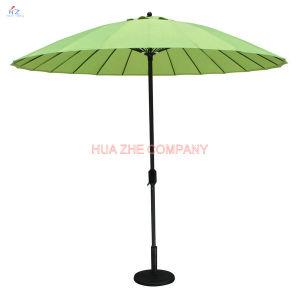 Fiberglass Umbrella (HzS042)のPation Umbrella Outdoor Umbrellaの庭Umbrella
