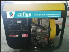 Fy Abrir gerador diesel eléctrico da prateleira