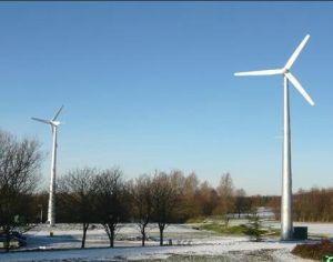 sistema orizzontale della turbina di vento di asse 500kw