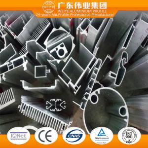 La decoración del hogar, Industrial, perfil de aluminio