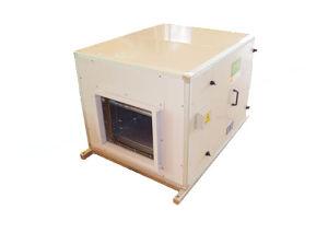 Gabinete ventilador centrífugo