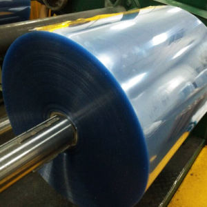 Китай Jumbo Frames рулон Super Clear ПВХ прозрачный лист в рулонах для офсетной печати
