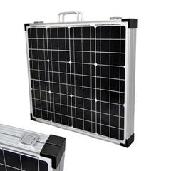 Моно 120W Складная солнечная панель для неисправного автомобиля