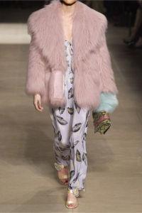 Cappotto di pelliccia surdimensionato di lusso del Faux di alta qualità 2017 per le donne