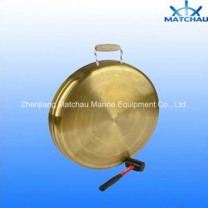 D404mm Marine Gongo de latão de chumbo com Gong Batedor
