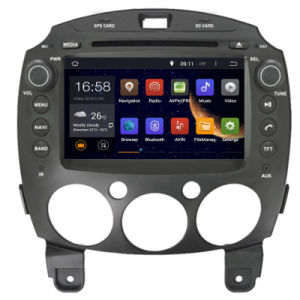 Mazda 2/Jinxiang/De/3 세 2007년을%s 자동 라디오 GPS 항법 차 DVD 실행