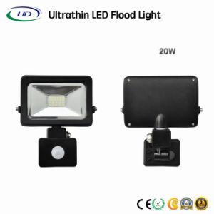 Hochwertiges 20W SMD LED Flut-Licht mit PIR Fühler
