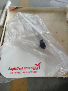 Alta eficiência de 1 kw com certificação CE Gerador eólico /sistema de turbinas eólicas (1000W)
