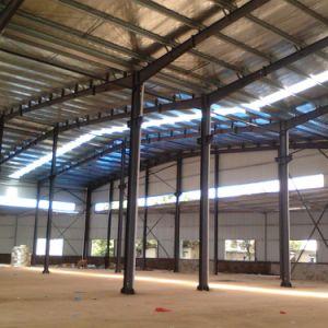 Crear el almacén ligero prefabricado del edificio para requisitos particulares de la estructura de acero