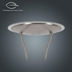 L'Europe de la mère et fils plancher LED Lampe avec gradateur rotatif