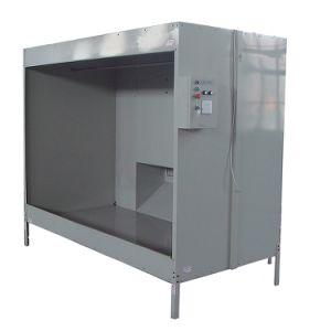 Heiße verkaufende Puder-Beschichtung-Maschine der gute Qualitäts2018 für Verkauf