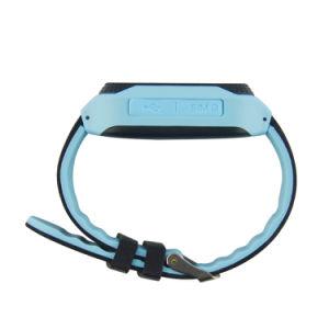 Q528 Mini GPS Tracker para los niños con la cámara Linterna bebé Ver Ubicación de la llamada de Sos Tracker Niños Seguros